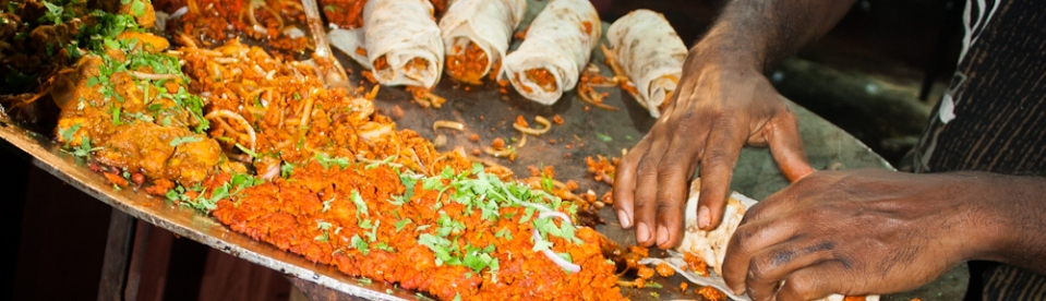 Enjoy the Street Food during Ramadan