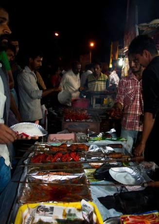 Hariyali Kebabs and Tandoori Kebabs