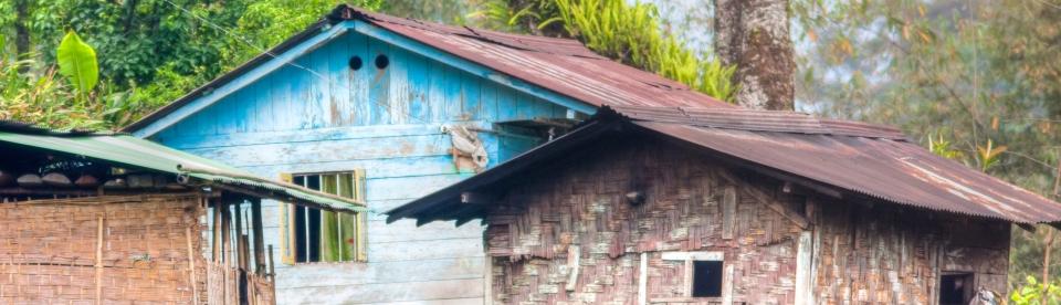 Lepcha Houses