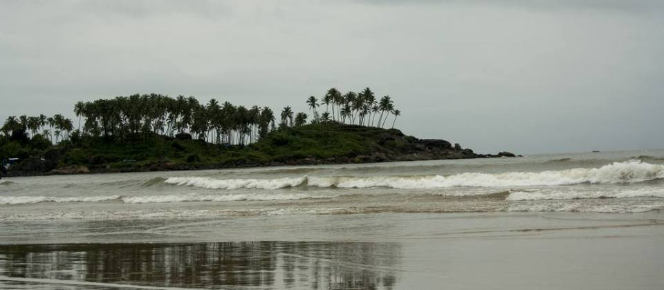 A Tryst with Monsoon in Goa