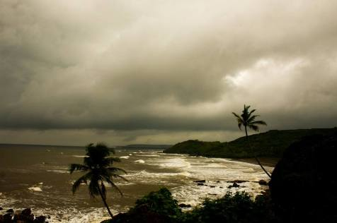 The Monsoon in Goa