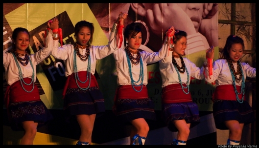 Dance Performance by the Students